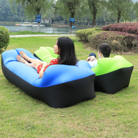 Fast Folding Sleeping Laybag Inflatable Sofa Lay Bag Hangout Sleep Air Bed Lounger Laybag Outdoor Air