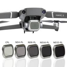 Camera Lens Filter DJI Mavic 2 Pro CPL ND4 ND8 ND16 ND32 PL HD Professionele Professionele Accessoires