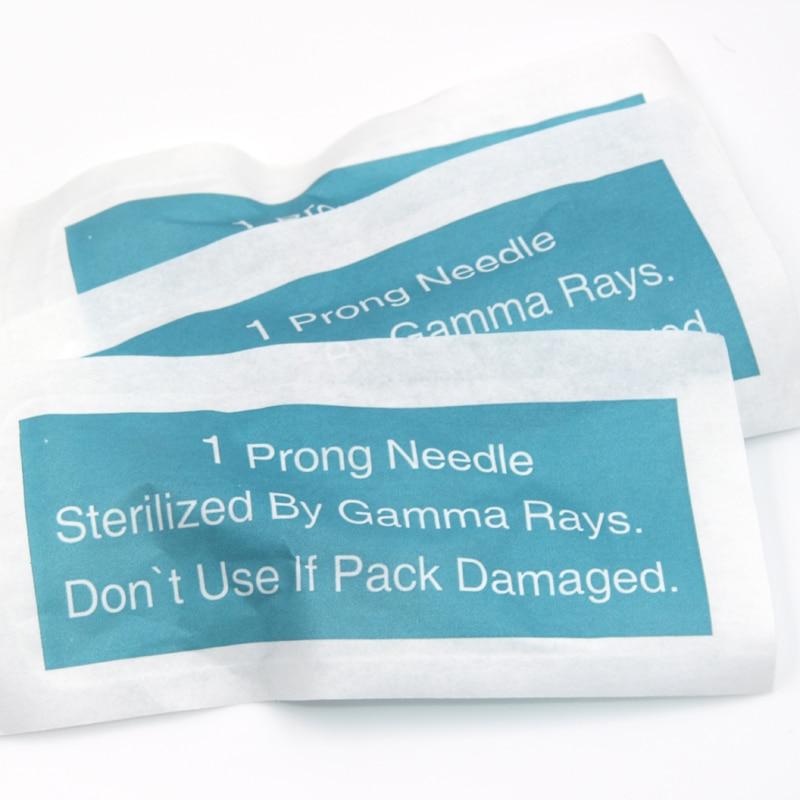 50pcs high quality 1rl disposable needle cartridge liberty permanent for lip eyebrow tattoo