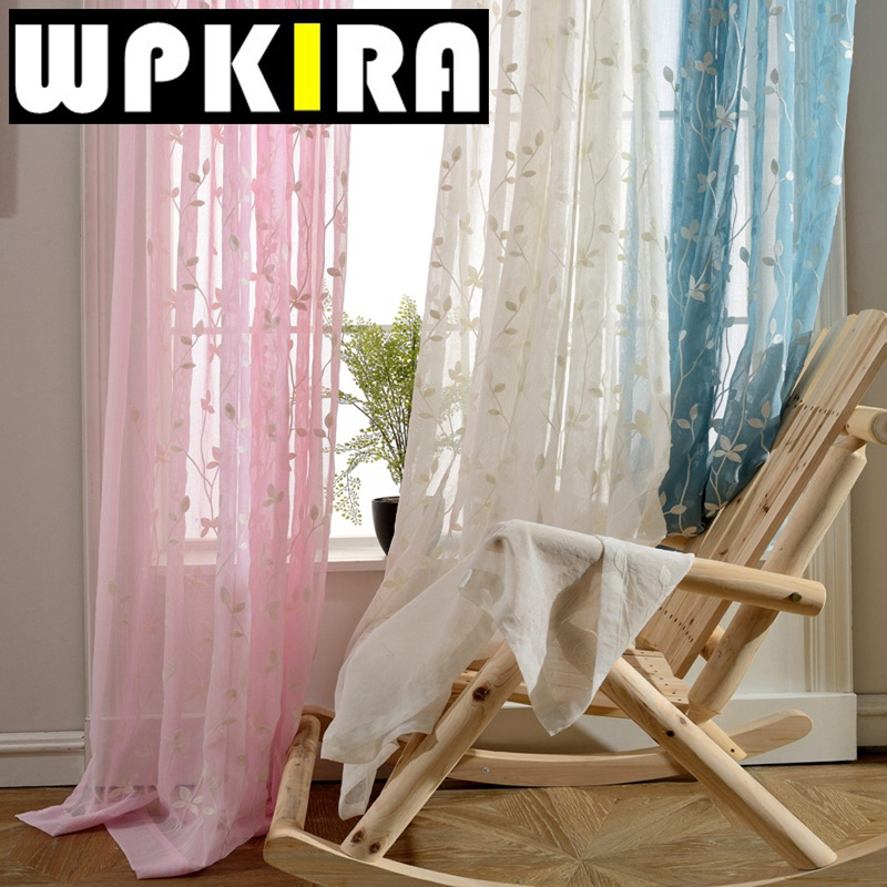 modern curtains for living room tulle window bedroom cortinas line product 3 colors window curtain sheer