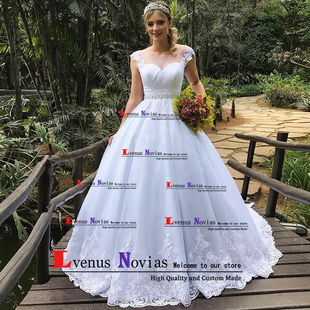 Inexpensive Wedding Gowns: Vestidos De Novia Cheap Bridal Dresses Robe De Mariage