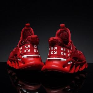 Image 1 - Plus Size 39 46 men sneakers Lightweight training Breathable Comfortable fashion shoes men #AB021