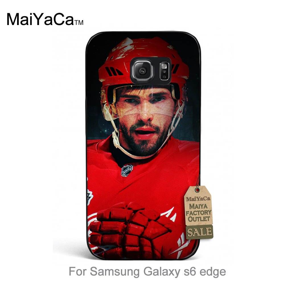 MAIYA 3C Digital Store Pavel Datsyuk signed star fashion Ice hockey sport Novelty Fundas phone case Cover For case  s6