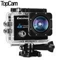 Excelvan Q8 Камера 2.0 дюймов WiFi 4 К 30FPS 16MP H.264 30 м Водонепроницаемый 170 Широкоугольный Объектив Действие Д. в. спорт Камеры