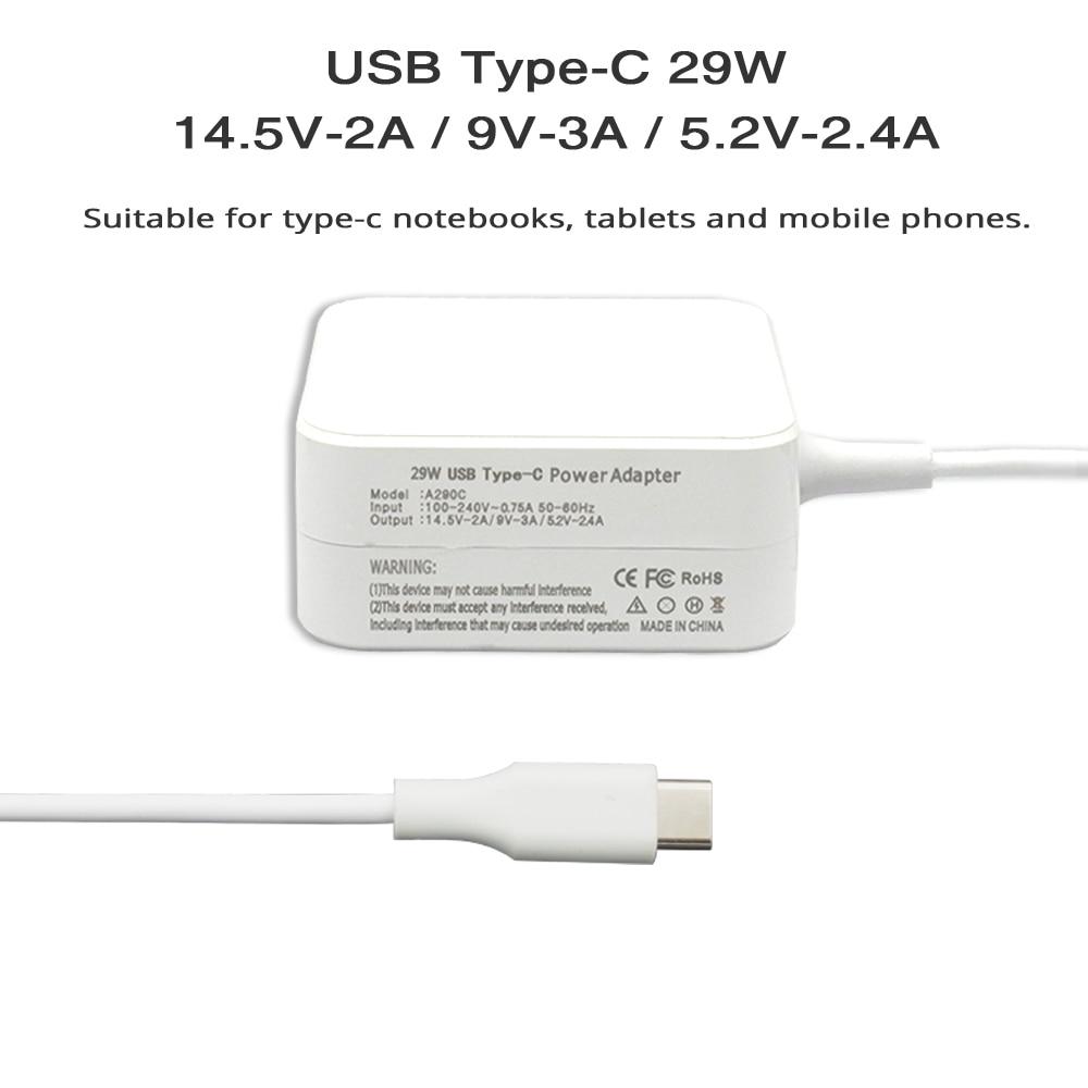 For font b Apple b font Notebook font b MacBook b font Air 12 Charger USB
