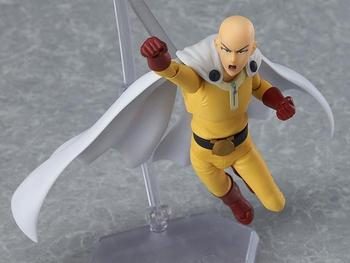 ONE PUNCH MAN Saitama Sensei joint Japanese Anime Action Figure PVC New Collection figures toys Collection for Christmas gift 1