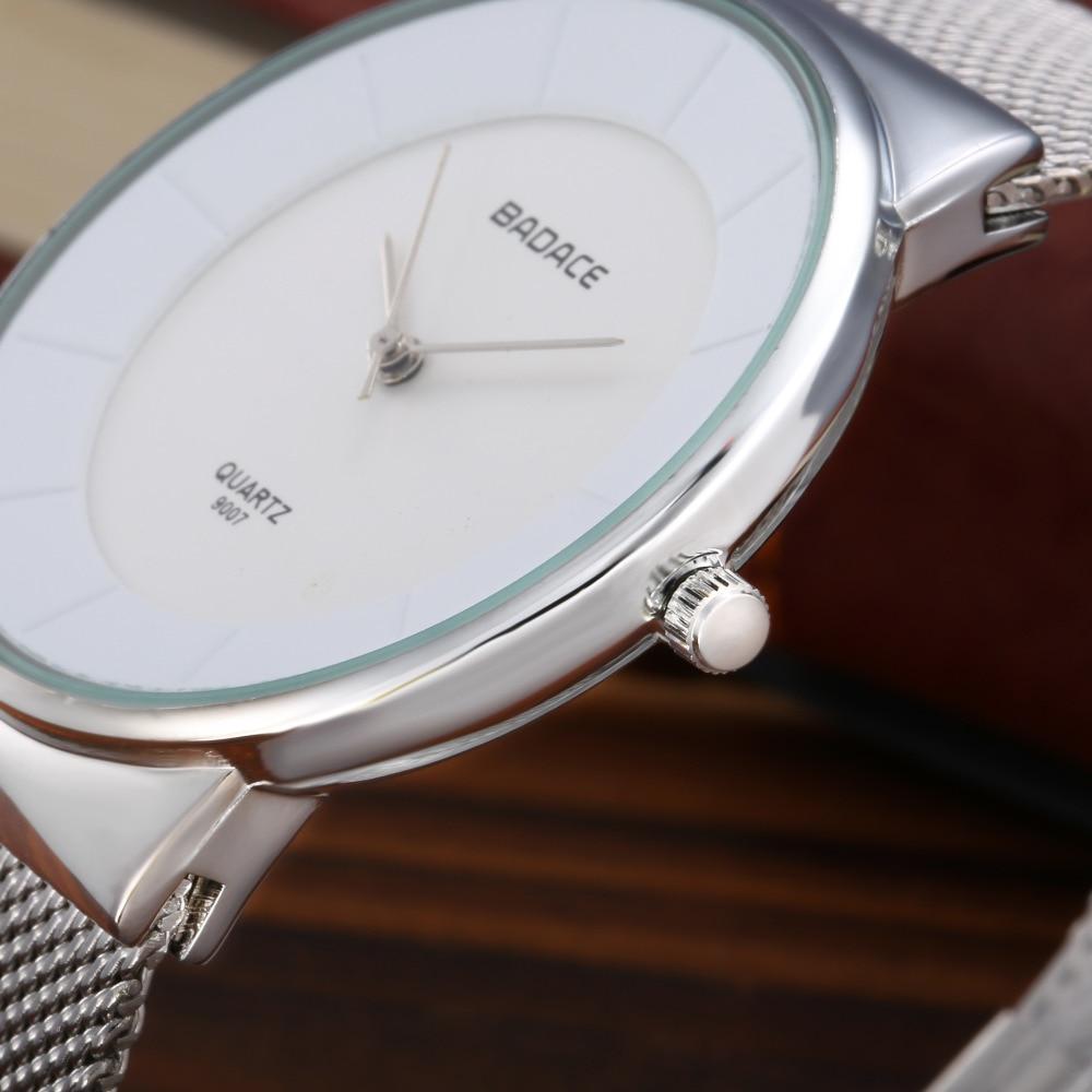BADACE Мъжки часовници Топ марка - Мъжки часовници - Снимка 6