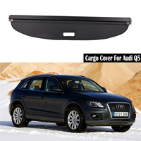 Rear Cargo Cover For Audi Q5 2007 2008 2009 privacy Trunk Screen Security Shield shade Auto Accessories