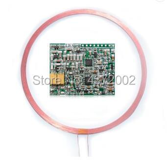 FDX-B ISO11784/85 Protocol 134.2 KHz Rfid Reader 125khz TTL Microcontroller Support EM4150 EM4305 HITAG-S Animal Identifiers Tag