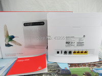 4G HUAWEI B593 LTE Router 100M With 4 Land port + A pair of B593 antenna