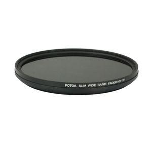 Image 3 - FOTGA Slim Fader Variable Adjustable Variable ND filter ND2 to ND400 43~86mm 52 58 67 72 77 mm