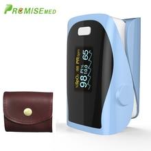 Household Health Monitors Finger Pulse Oximeter ABS Silicone Sensor Equipment Pulsioximetro OLED SPO2 Heart Rate Monitor-NEW цена
