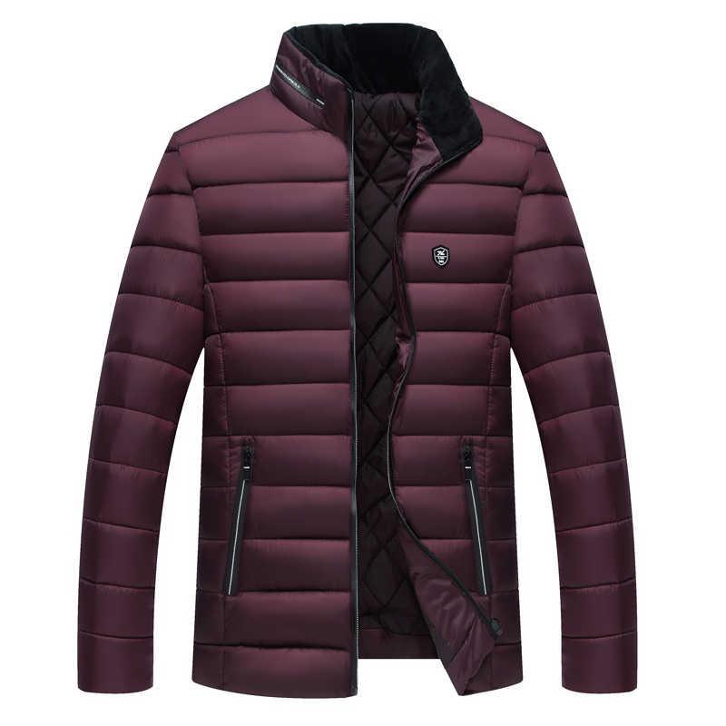 2018 新ファッションジャケット男性パーカーホット販売品質秋冬暖かい生き抜くスリムメンズコートカジュアル防風ジャケット男性