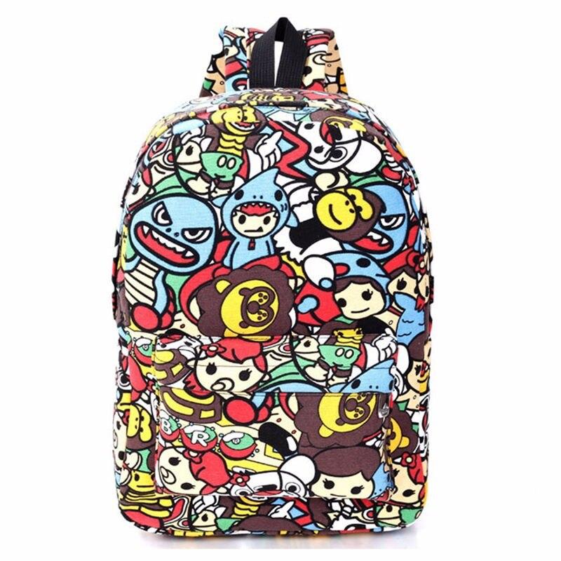 de escola faculdade mochila diariamente Feature : Hard And Portable