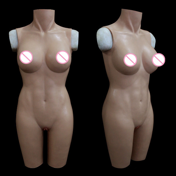 TD-2 new top quality crossdresser realistic silicone breast forms party masks silicone tight dress cross dressing costume props sf 9 2015 new realistic silicone masks female masking for crossdresser shemale realistic masks