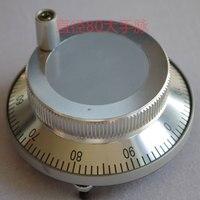 Cnc Pulser Handwheel Handle Kit 5V 12V 24V Manual Pulse Generator CNC Machine 60 80mm Rotary