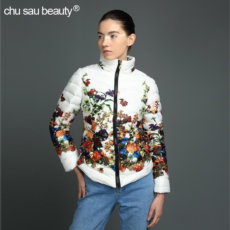 2017 Sale Real Chu Sau Beauty 2017new Warm Wear Wadded Jacket Female Winter Parkas Women ...