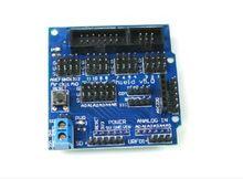 5pcsSensor Shield V5.0 sensor expansion board UNO MEGA R3 V5 for Arduino electronic building blocks of robot parts