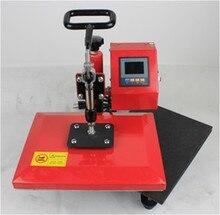 Advanced a new design T-shirt heat transfer machine for t shirt heat transfer machine ST230B 20X 30CM