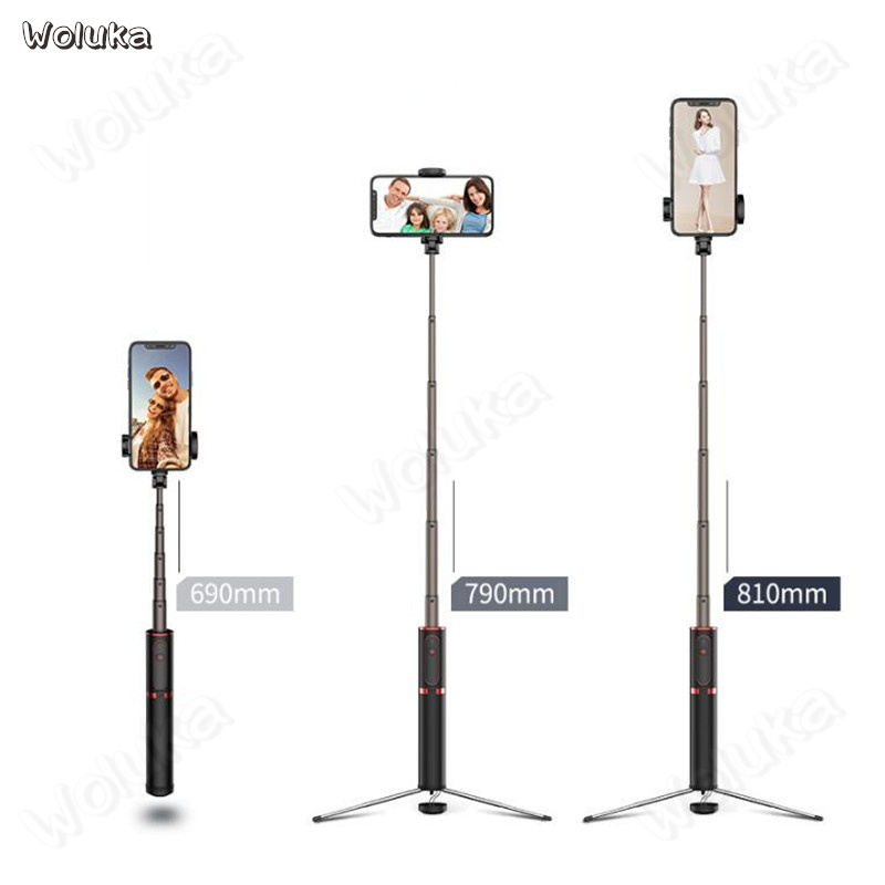 Selfie Stick all-in-one Bluetooth tripod photo Universal Live bracket portable selfie stick with remote control CD50 T02