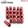 AMK racing-AMK racing-lug nuts M12*1.5 Rays steel+Aluminum lug nuts