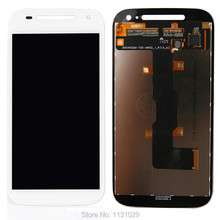 Original LCD Display For Motorola MOTO E2 E 2 2015 XT1505 XT1524 XT1527 XT1511 Touch screen Digitizer assembly white