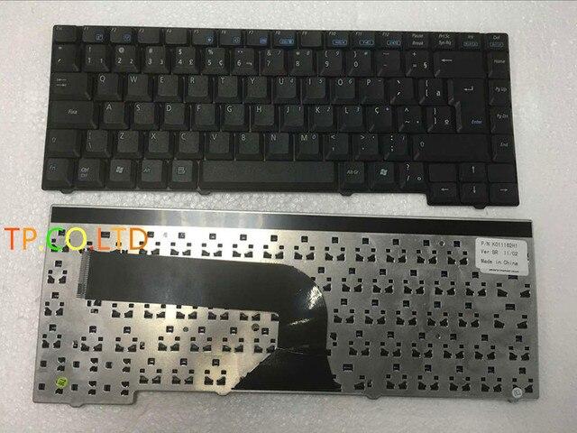 Новый ноутбук клавиатура Для ASUS A9 A9RP A9T Z94 Z94L Z94Rp Z94G X51 X51R X51RL X50 Службы BR версии бразилия
