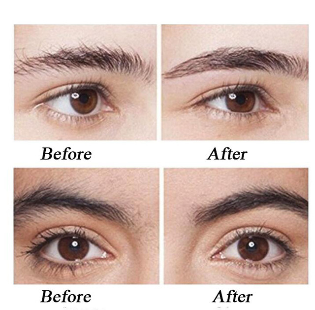 Brows Eyebrow Trimmer Mini Painless Eye Brow Epilator  For Women Eyebrow Trimmer 4