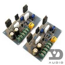 Assembled 2 pcs A30 Pure Class A High current Mini HI FI Amplifier Board (2 channle) 30W+30W