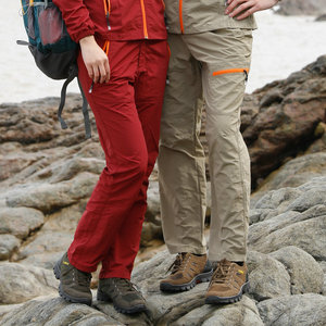Image 4 - Summer Outdoor Sports Men Climbing Camping Fishing Trekking Hiking Quick Dry Pants Women Breathable Tactical Waterproof Trousers