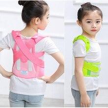 Children Posture Corrector Back Support Belt Kids Corset Spi