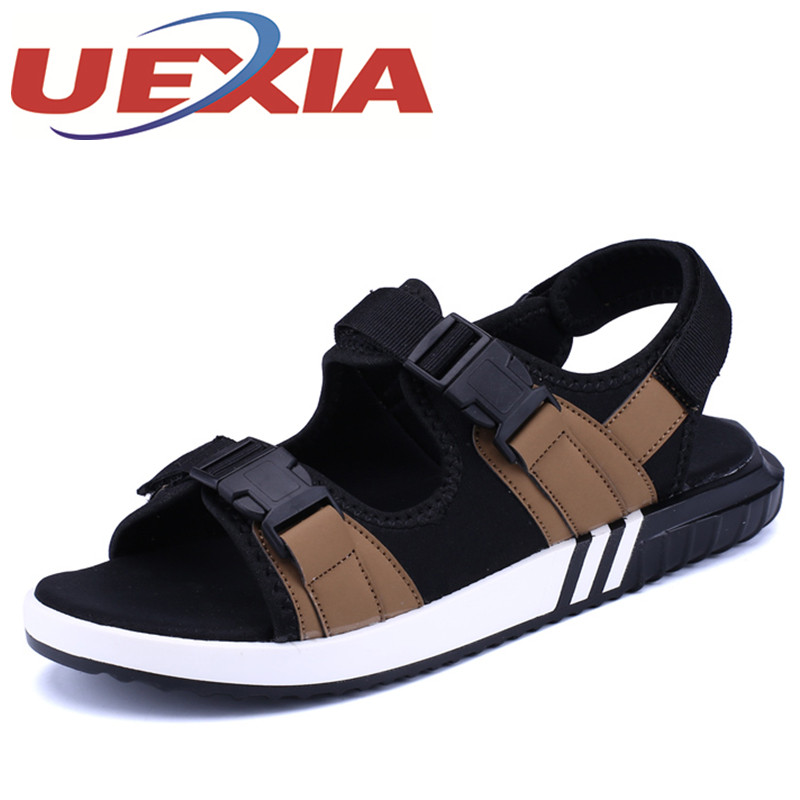 Summer Fashion High Quality Unisex Beach Sandals Outdoor Casual Breathable Slippers For Men Water Shoes Summer Sandalias Mujers