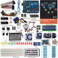 SunFounder Starter Learning Kit V2 0 For Arduino Beginner From Knowing To Utilizing With UNO R3