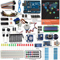 SunFounder Starter Kit for Arduino Beginner from Knowing to Utilizing With UNO R3 Module For Arduino UNO