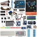 SunFounder Starter Kit Per Arduino Principianti Dal Sapere A Utilizzando Con ONU R3 Modulo Per Arduino UNO