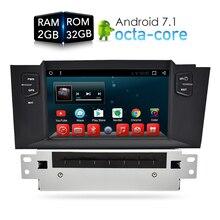 Android 8,0 8,1 dvd-плеер автомобиля gps ГЛОНАСС для Citroen C4L/DS4 Авто Wi-Fi Радио Аудио Видео Мультимедиа стерео DVR