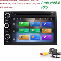 Octa Core Android 8.0 Car DVD For Ford Fusion Explorer 500 F150 F250 F350 Edge Expedition Mustang Radio GPS Navigation 1024*600
