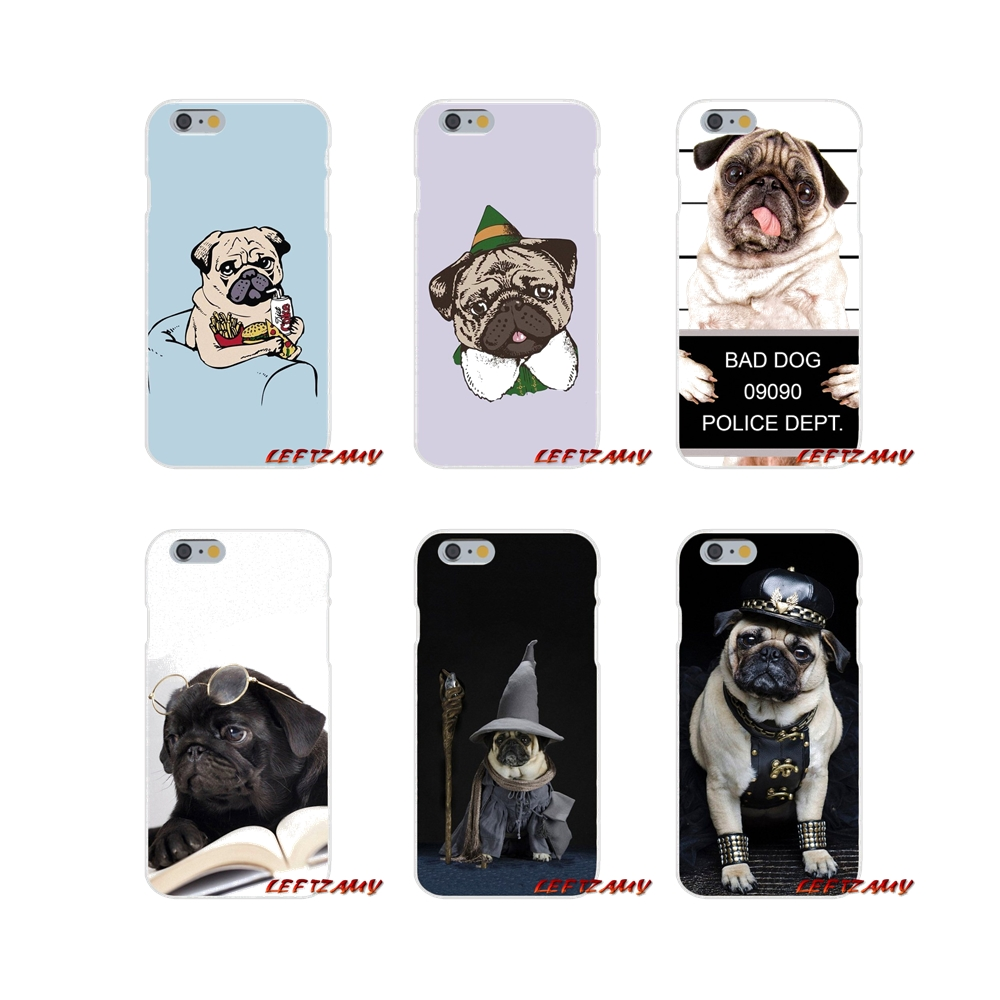 Pug Memes She Wants The Doge Accessories Phone Shell Covers For Samsung Galaxy A3 A5 A7 J1 J2 J3 J5 J7 2015 2016 2017 image
