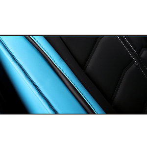 Image 4 - Funda de cuero para asiento de coche delantero y trasero, para hyundai, santa fe, toyota fortuner, lexus is 250, grand starex, ford smax