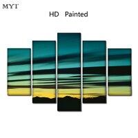 MYT 포스터 벽 예술 HD 인쇄 유화 사진 5 개 추상 회화