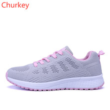 Women Sports Shoes Fashion Ladies Casual Outdoor Comfortable Running Lightweight Breathable Sneakers2019