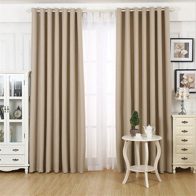 Comprar ahora {Byetee} alta calidad moderna cortina dormitorio para ...