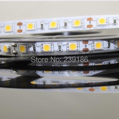 högre ljusstyrka 50m 5050 LED Strip Light 12V NON-Waterproof - LED-belysning