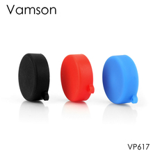 Cover Gopro-Accessories Sport-Camera Vamson Xiaomi Silicone Hero 4 For Gopro Lens-Cap