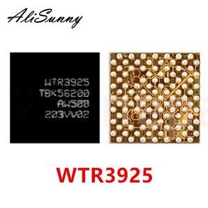 Image 1 - AliSunny 10 pièces WTR3925 fréquence intermédiaire si Ic pour iPhone 6S 7 Plus 7 P émetteur récepteur RF XCVRO_RF U_WTR_RF
