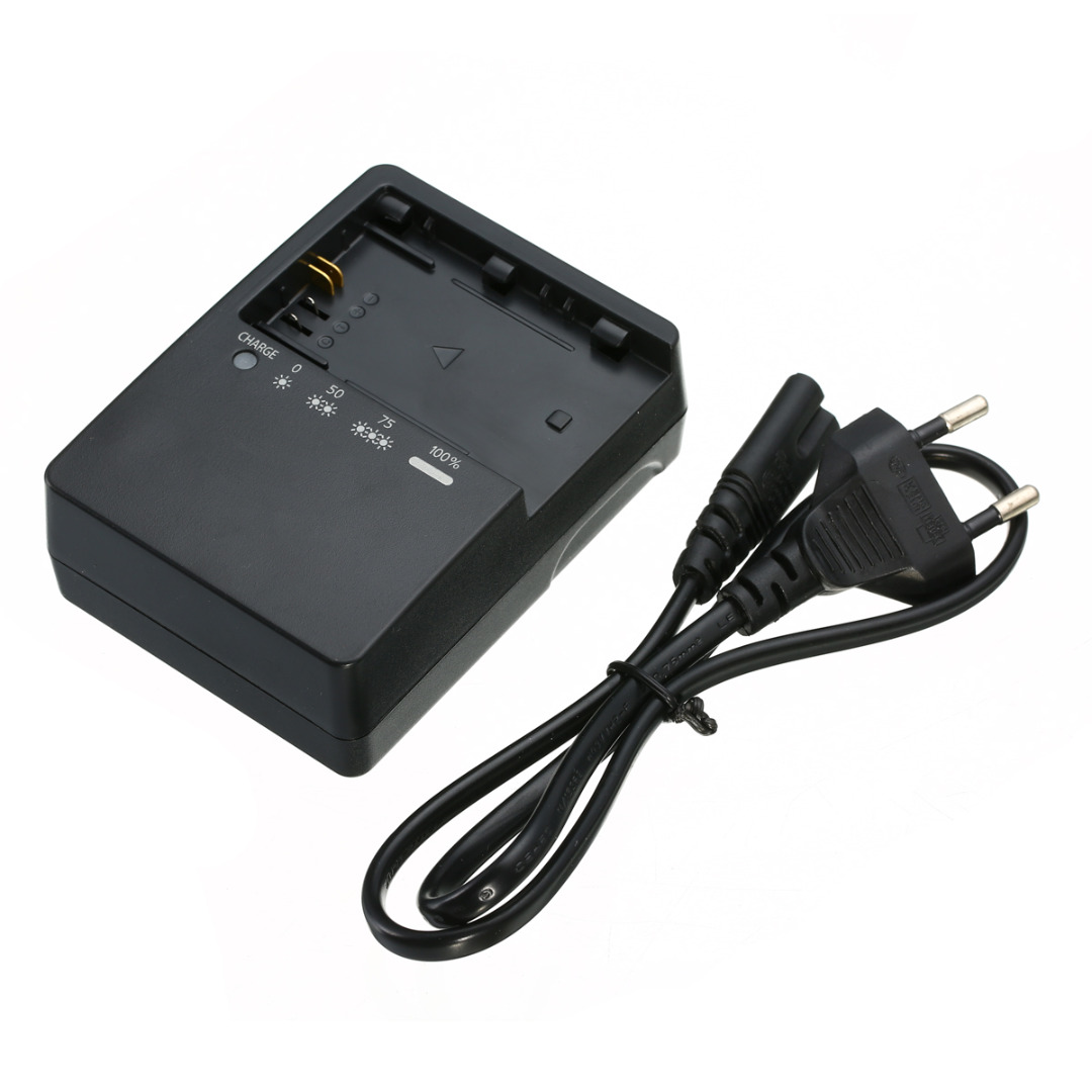 все цены на Mayitr 1pc High Quality LC-E6E Battery Charger With 60cm Power Cord For Canon LP-E6 5D Mark II III 7D 5D2 5D3 7D 60D 6D