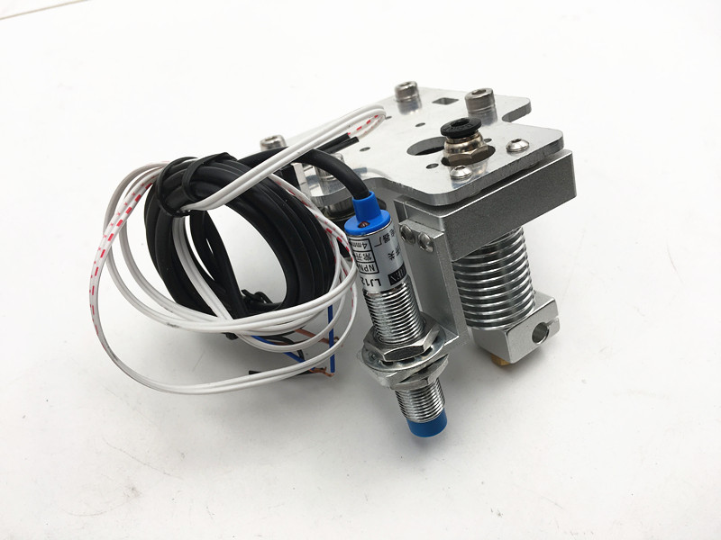 Funssor  HE3D/Tarantula Aluminum V6 Hotend Mount Bracket With Auto Levelling LJ12A3-4-Z/BX
