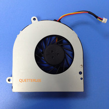NEW Replacement 3 Pin CPU Cooling Fan For Toshiba Satellite C650 C660  Free Shipping CPU COOLER