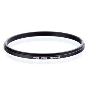 Image 2 - עלייה (בריטניה) 86mm 82mm 86 82mm 86 כדי 82 צעד למטה טבעת מסנן מתאם שחור