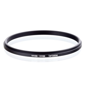 Image 2 - RISE(UK) 86mm 82mm 86 82mm 86 to 82 Step down Ring Filter Adapter black